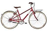 ORTLER Bricktown Zehus Classic-rot Rahmenhöhe 44,5cm 2019 E-Cityrad