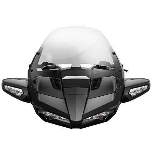 Can-Am Spyder F3-T, F3 Limited NEW 2016 Tall Boy Windshield Wind Screen 219400596 -  BRP