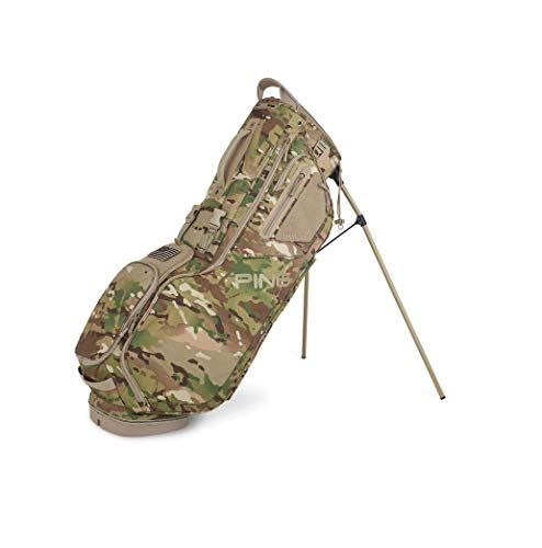 Lowest Price! PING New Hoofer Stand Golf Bag [Multicam]
