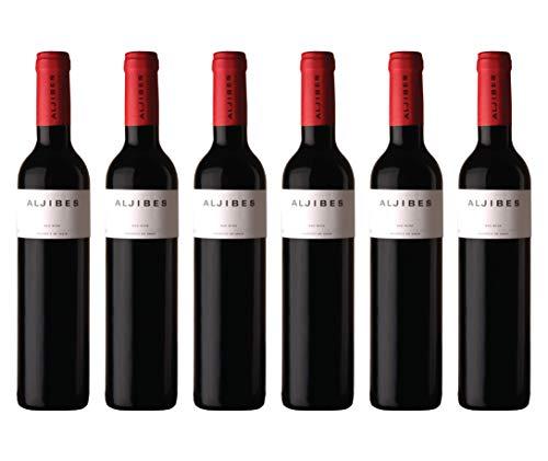 Aljibes 500ml - Vino Tinto - Crianza - Merlot - Cabernet Sauvignon...
