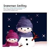 A Smiling Snowman