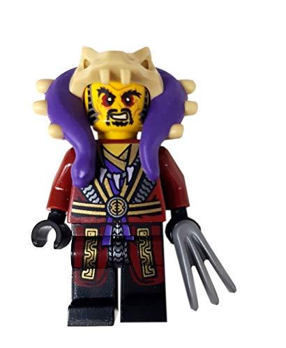 LEGO Ninjago Minifigure: Master Chen