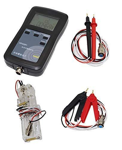 LIPENLI 4 línea YR1035 Batería Resistencia interna Medidor de prueba: prueba de alta precisión/voltaje de batería/analizador de batería digital (set D)