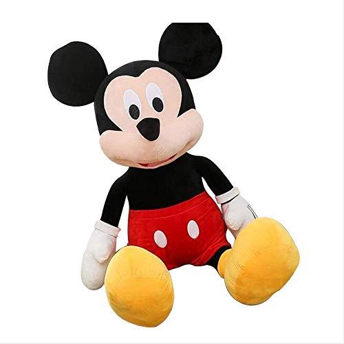 Bebé Muñeca Juguetes de Peluche 35Cm Mickey Minnie Mouse de Peluche Animales Para Niños Magia Regalo