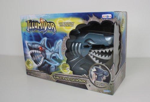 Illumivor Radio Controlled Light Up Animated Mecha-Shark