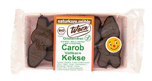 Werz Carob Vollkorn Kekse