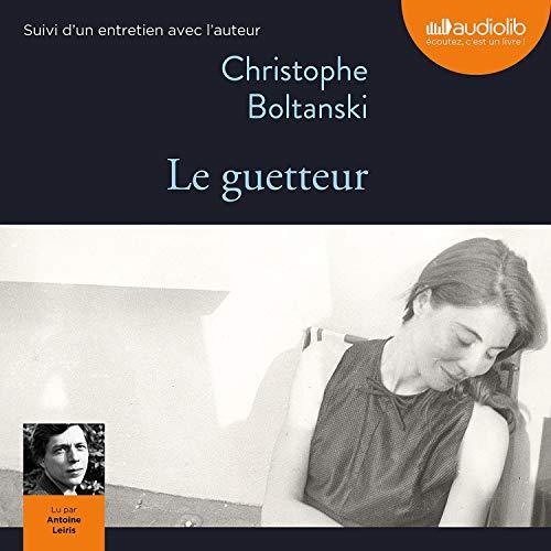 Le guetteur audiobook cover art