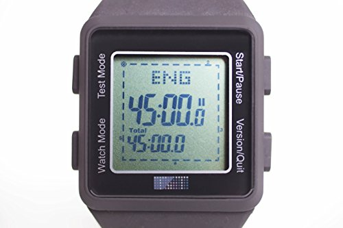 ACT Pacing Digital Timer and Watch by Testing Timers