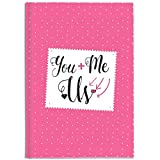 CUPCAKES & KISSES Love Journal Book I The Couple's Book, You + Me = Us I A Cute Guided Journal and Fill Out Book for Couples I Fun Q&A and Other Activities
