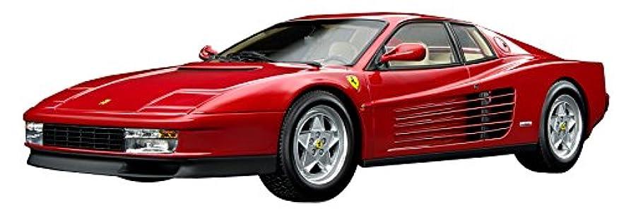 ライトニング冊子正規化Hobby JAPAN 1/18 フェラーリ テスタロッサ 1989 レッド (スクーデリアフェラーリロゴ入り) 完成品