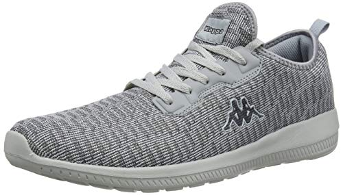 Kappa Unisex-Erwachsene Gizeh Oc XL Sneaker, Grau (Grey 1616), 49 EU