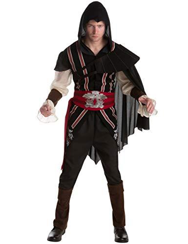 Vegaoo - Disfraz Ezio clásico Assassin