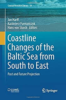 Coastline Changes of the Baltic Sea from South to East: Past and Future Projection