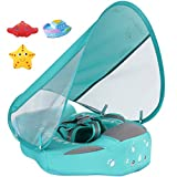2020 Newest Add Tail Never Flip Over Size Improved UPF 50+ Mambobaby Non Inflatable Baby Float Swim Trainer