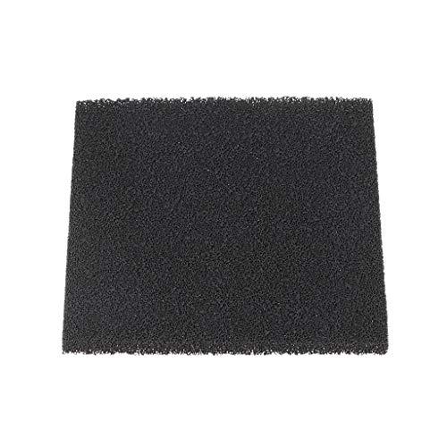 JENOR Filtro de carbón activado para soldadura, absorbe humos ESD, filtro de esponja