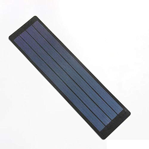 WNTHBJ 2W 6V Flexible Amorphe Silizium-Dünnschicht-Solar-Panel, DIY Sonnenkollektor, Curlable, Outdoor Mobile Energien-Bank, Familienreise (1 PC)
