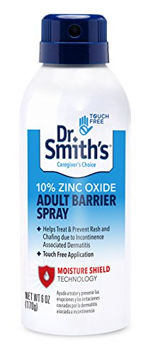 Dr. Smith's Caregiver's Choice Touch Free Adult Barrier Spray, 6 oz