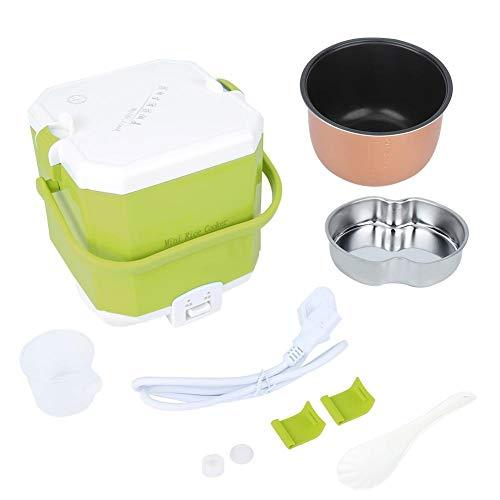 Jadpes 1,5 l mini-rijstkoker, huishouden, draagbare mini-rijstkoker, elektrische stoomkoker, 1,5 l 220 V AU-stekker, microfoon, rijstkoker en warmer