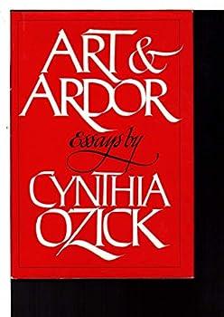 Art and Ardor 0525481176 Book Cover