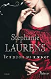 Tentation au manoir (Intrigues à Carrick Manor t. 1) (French Edition)
