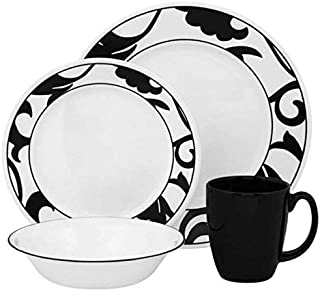 Best corelle noir dinnerware Reviews