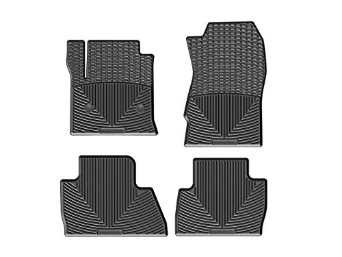 WeatherTech All-Weather Floor Mats - W309-W324-1st & 2nd Row (Black)