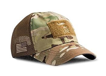 Nine Line American Made Mesh Back Hat Drop Line Color Multicam