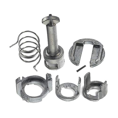 Takpart Door Lock Cylinder Repair Kit Replacement Parts Front Left or Right for X3 X5
