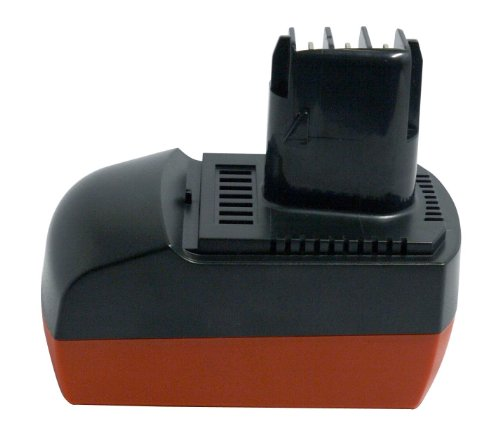 PowerSmart® 14,40V Ni-MH 3000mAh Ersat Akku für METABO BSZ 14.4, SBZ14.4 Impuls, 6.25475, BSZ 14.4 Impuls, ULA9.6-18, 6.25476