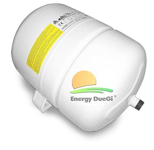 Elbi vaso polmone espansione solare 24 litri per impianti a pannelli solari termici