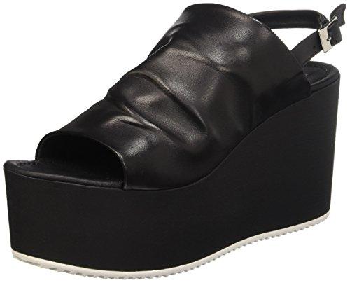 Tosca Blu Shoes Damen PIRITE Pumps, Schwarz (Nero C99), 41 EU