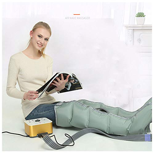 Fantastic Prices! YUUNIVERSE Air Leg Massager for Circulation and Relaxation Foot Calf Massage, Sequ...