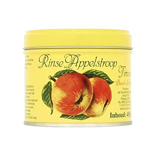 3 X Rinse Appelstroop - Apfelsirup Dickflüssig - 450g