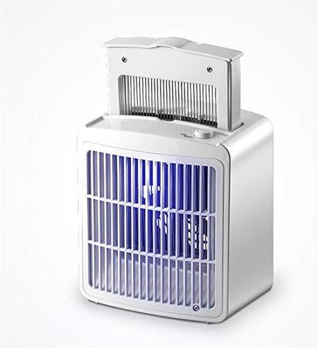 Ning Night LED Fly Killer stroomstoot, lichtbesturing, intelligente inductie-fotokatalysator, muggenbescherming, lamp