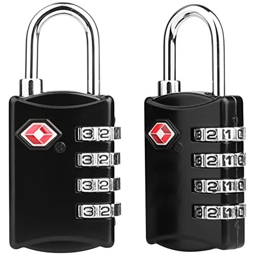 Diyife TSA Luggage Locks, [Nouvelle Version] [2 Packs]...