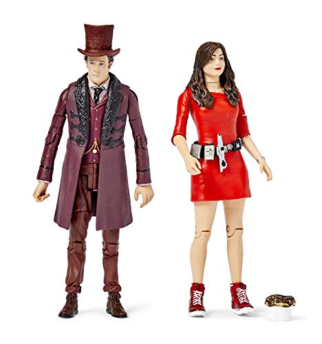 Doctor Who The Impossible Set w/ 11th Doctor & Oswin Oswald 5