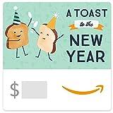 Amazon eGift Card - New Years Toast