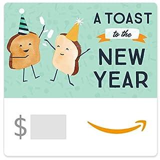 Amazon eGift Card - New Years Toast (B07K34VYQ9) | Amazon price tracker / tracking, Amazon price history charts, Amazon price watches, Amazon price drop alerts