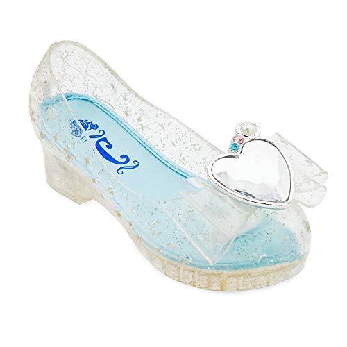 Disney Cinderella Light-Up Costume Shoes for Kids Size 7/8 TODLR Multi