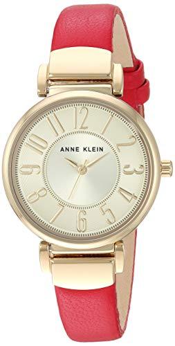 Anne Klein Dress Watch (Model: AK/2156CHRD)