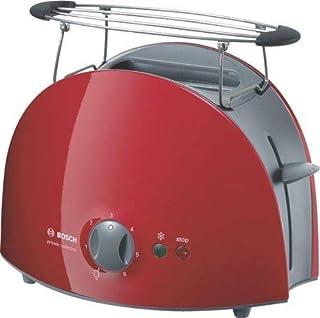 Bosch TAT6104 2 Slice Toaster (Red)