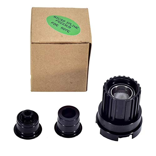LIUM MTB Bicycle Micro Spline Freehub 12 Speed Core para MA-VIC/HO-PE/Ind-USTRY NI-NE/D-T SW-ISS180 / 240/350 HUB FreeHub Wheels Cassette lingge (Color : For HO-PE)