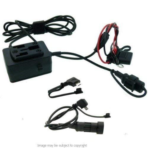 Ultimate Addons Click su Micro USB Diretta a Batteria Moto Telefono Cavo - Angolato ( Sku 14939)