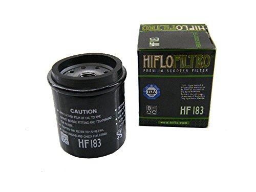 Ölfilter Hiflo HF183 für Adiva Aprilia Benelli Derbi Gilera Italjet Malaguti Vespa