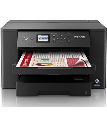 Epson Workforce WF-7310DTW | Impresora A3+ WiFi con Impresión Doble Cara Automática (Dúplex)