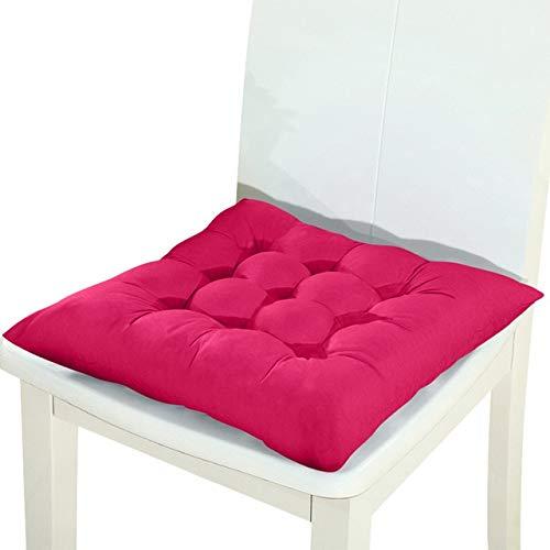 RAQ 37 x 37 cm 1/2/4 stuks sofa voor thuis zitkussen voor bureaustoel winterstoel barkruk kussen voor achterbank huisdecoratie zitkussen 1 stuk 7