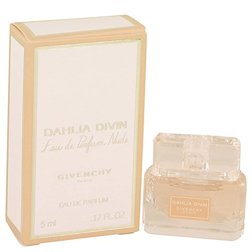 保持する黒人慣習Dahlia Divin Nude Mini EDP By Givenchy