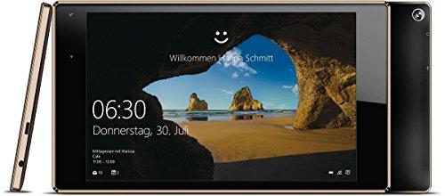 Odys Cosmo Win X9 22,6 cm (8,9 Zoll) Tablet PC (Intel Atom Quad Core Z3735, 2 GB DDR II RAM, 32 GB Flash HDD, Win 10 Home) gold