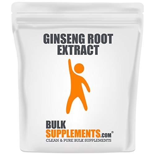 BulkSupplements.com Ginseng Root Extract Powder - Korean Ginseng - Panax Ginseng (100 Grams - 3.5 oz)
