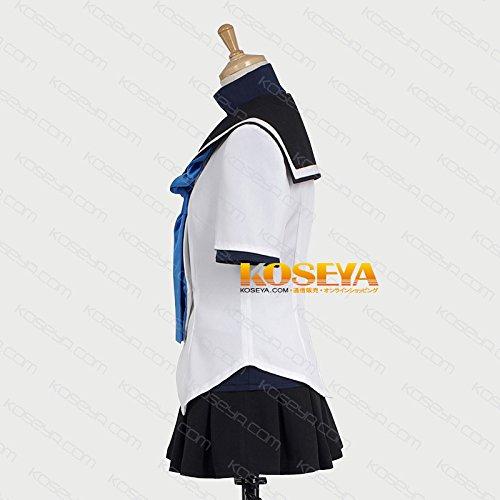 『けんぷファー 美嶋紅音(みしま あかね) 女子制服 コスプレ衣装 女性Sサイズ[オーダーサイズ製作可能]』の7枚目の画像